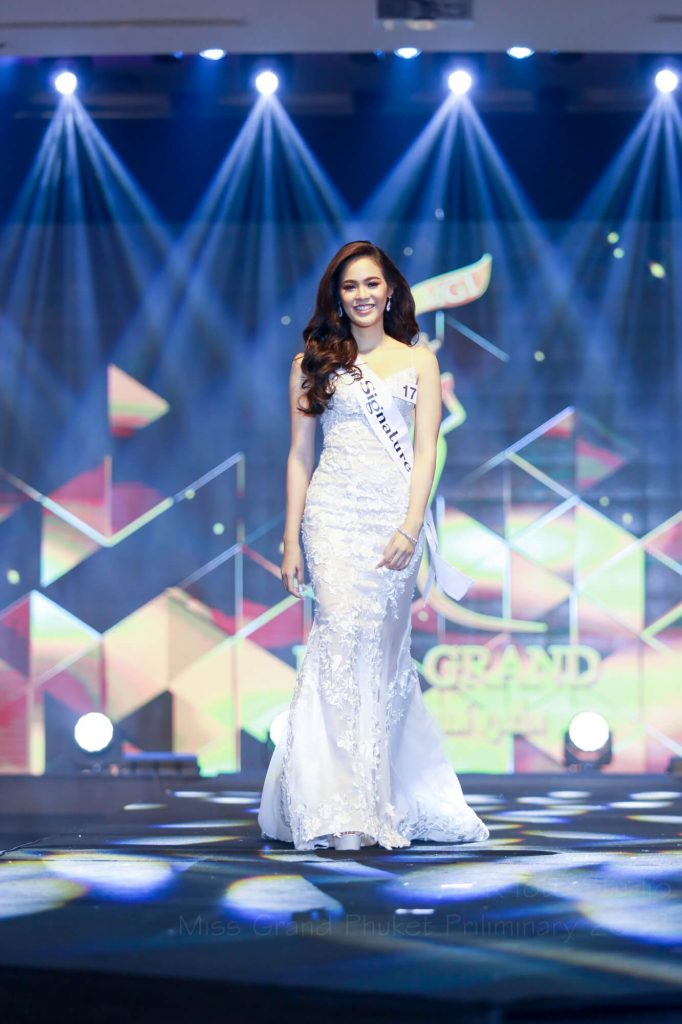 Event Miss grand phuket thailand 2018