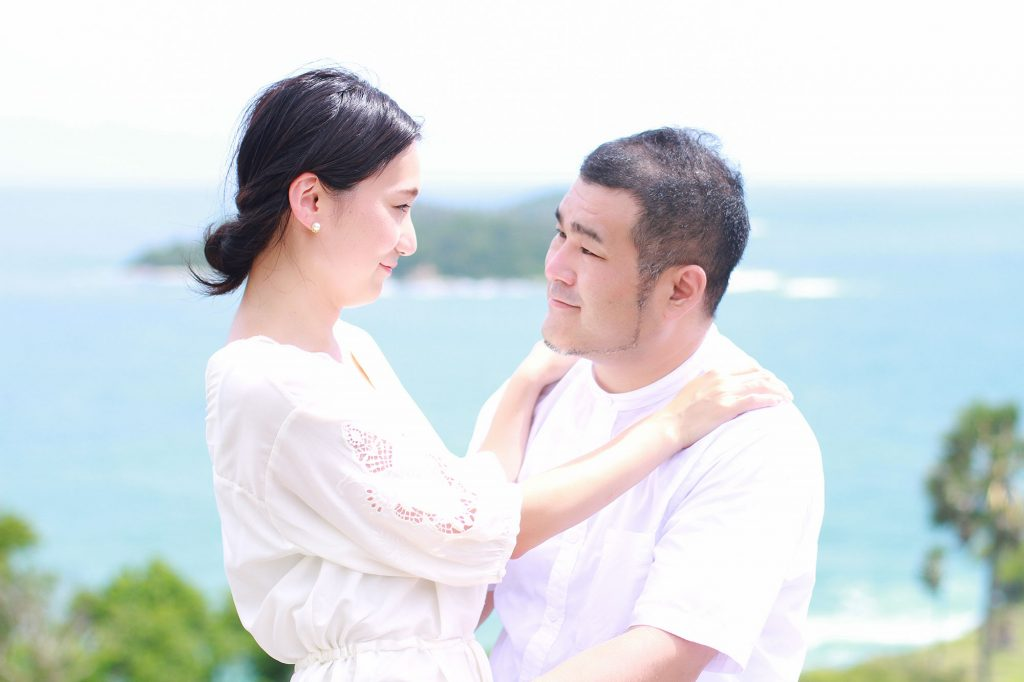 Prewedding Japanese in phuket