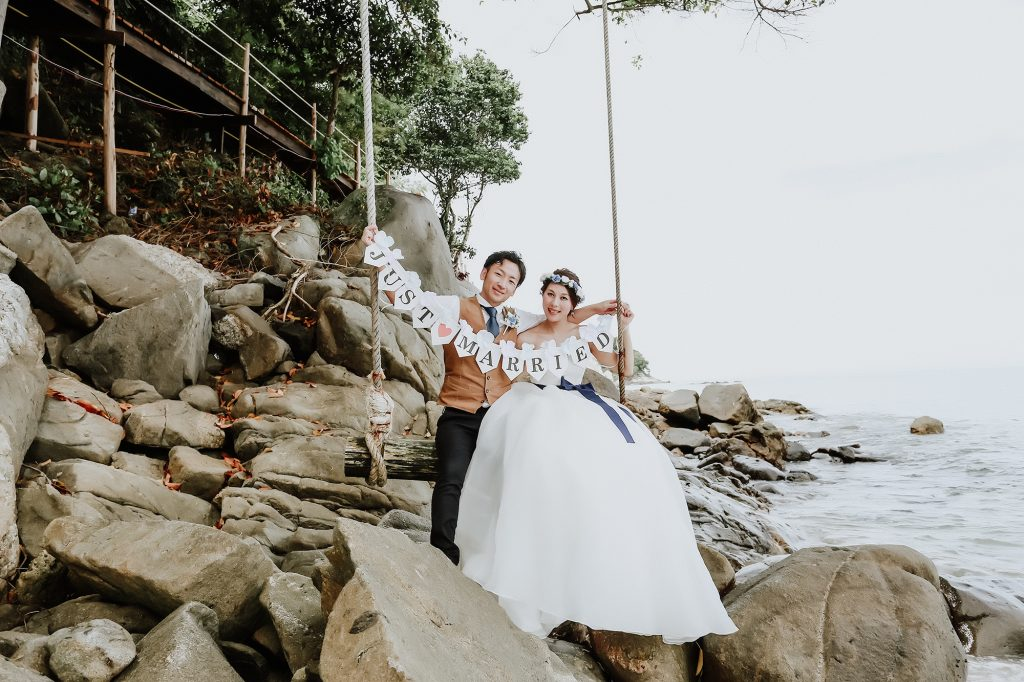 Prewedding Japanese in phuket Vol.ll