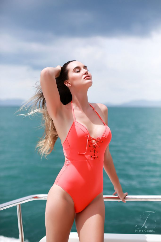 vacation on Yacht at phuket