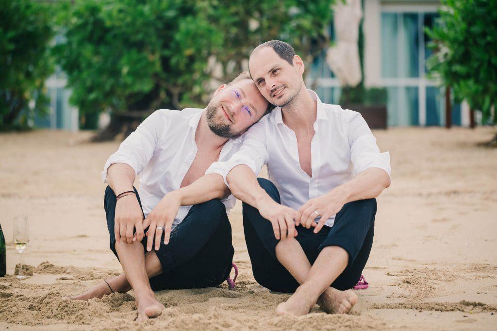 Honeymoon at phuket