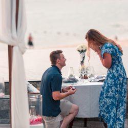 surprise to propose at phuket