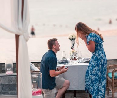 surprise to propose at phuket